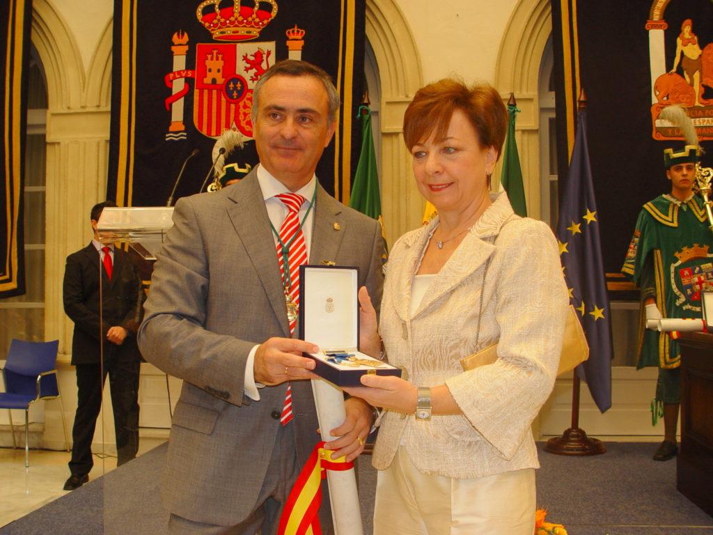 Medalla de la Provincia de Almería