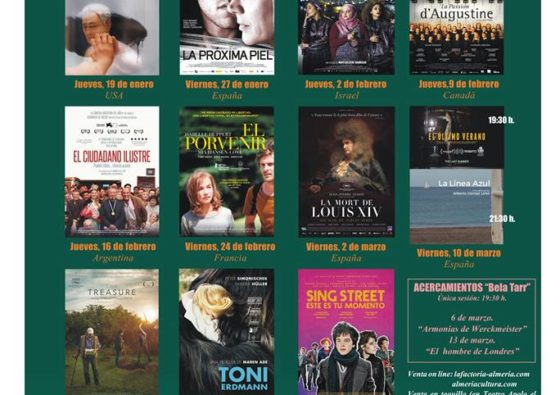 Cine Club Invierno 17