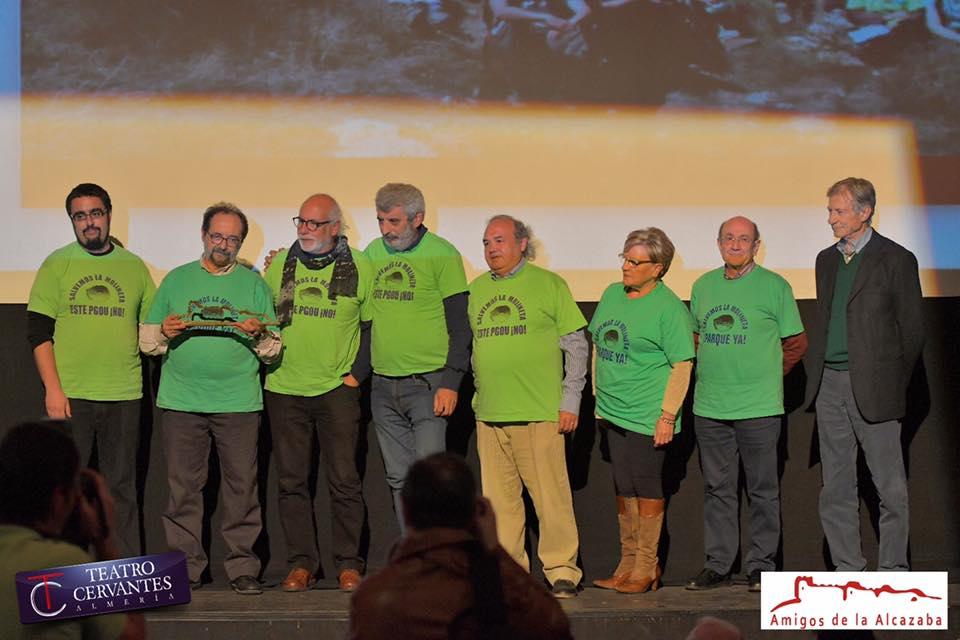 X Premios Salvemos la Molineta
