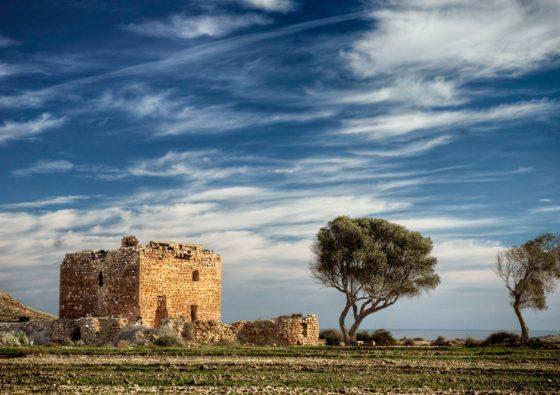 12 castillo de los alumbres de dia (fototeca)