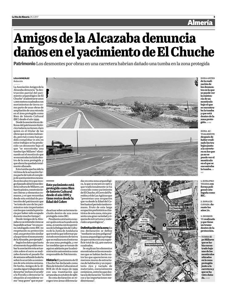 EL CHUCHE
