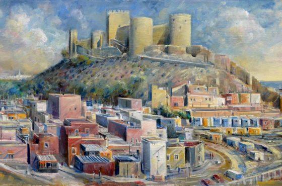 Pintura Manuel Domínguez