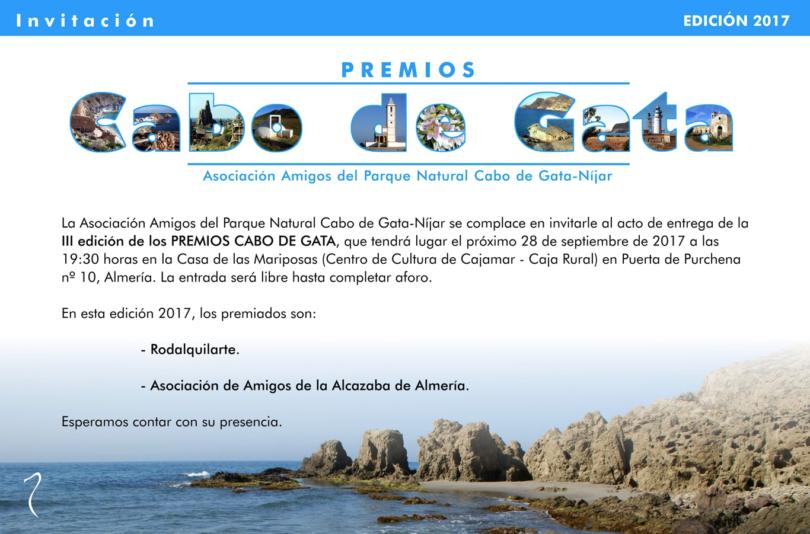 PREMIO CABO DE GATA