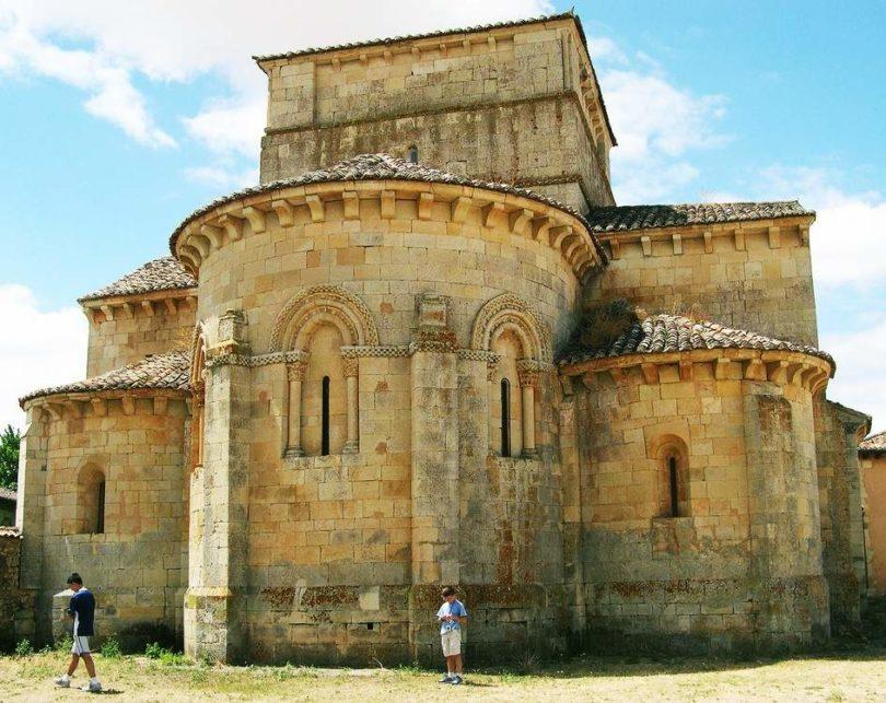 PALENCIA Cozuelos Santa Eufemi