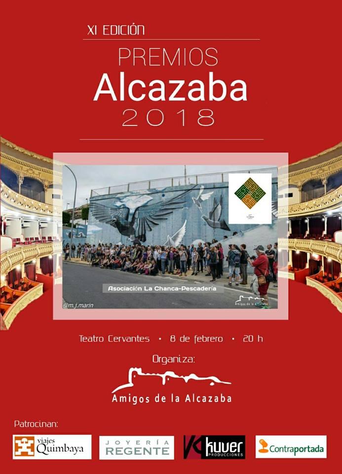 XI PREMIOS ALCAZABA Chanca