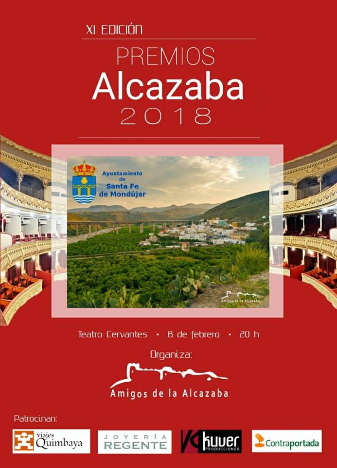 XI PREMIOS ALCAZABA Santa Fe