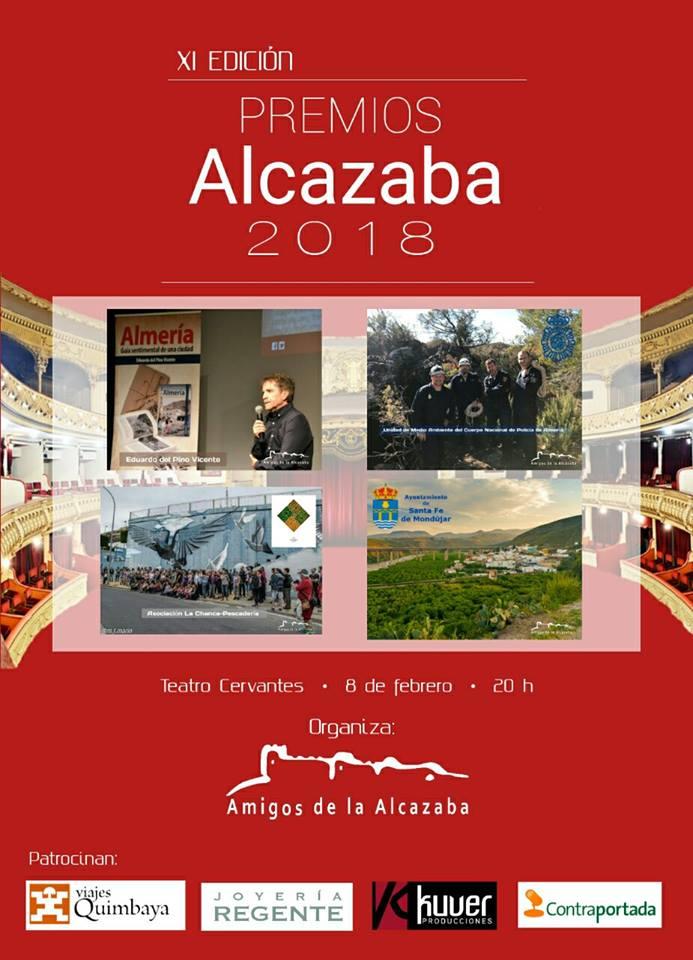 XI PREMIOS ALCAZABA