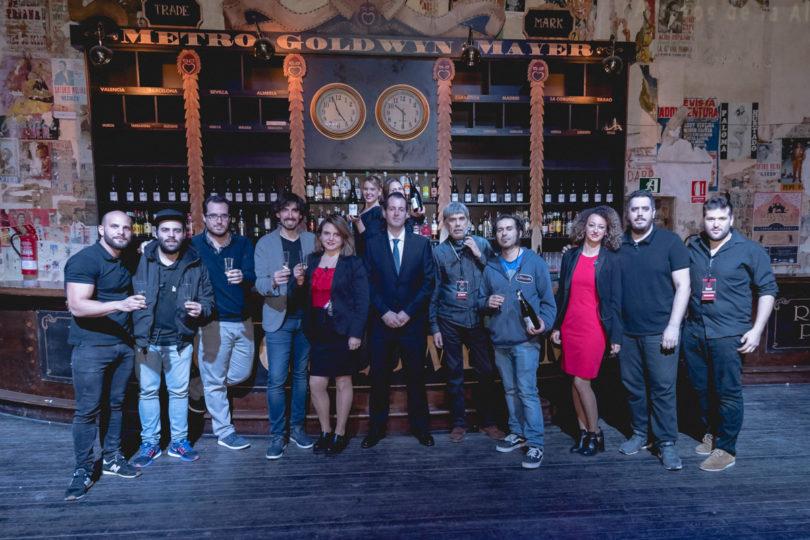 Y el gran equipo de Kuver Producciones...los productores del evento