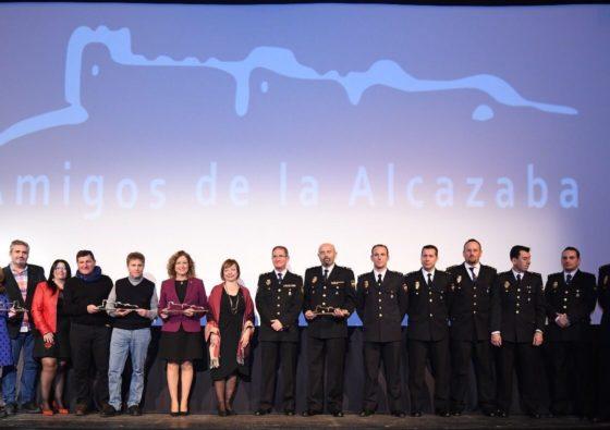XI PREMIOS ALCAZABA Premiados