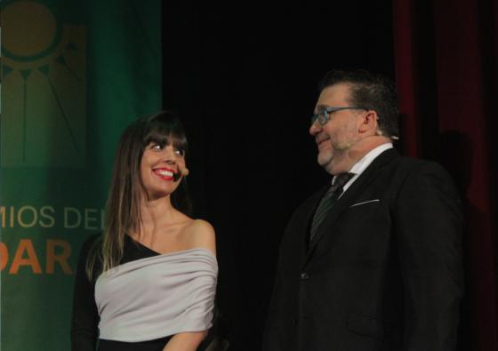 XI PREMIOS ALCAZABA Presentadores