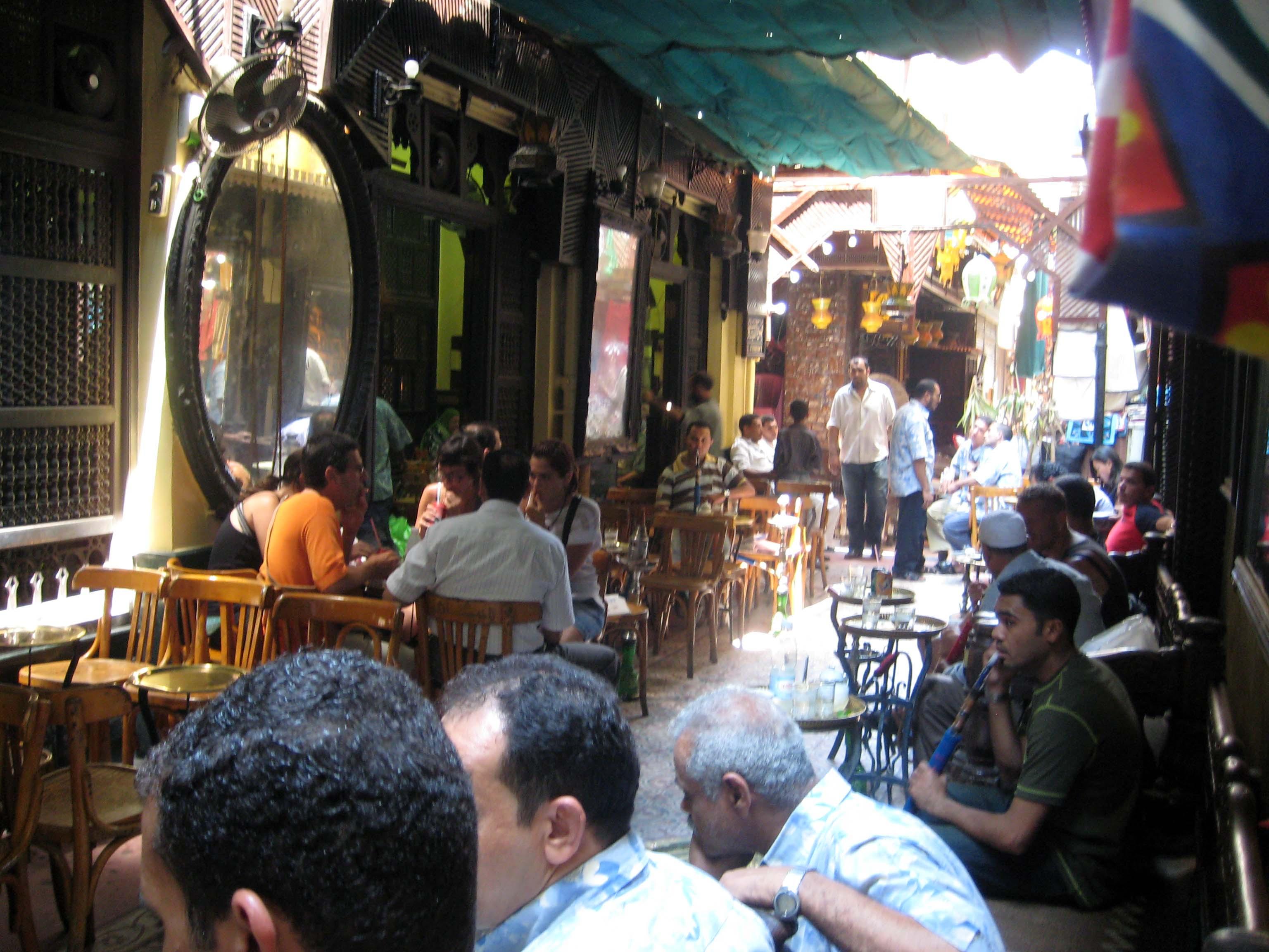 EGIPTO CAIRO El Fishawi