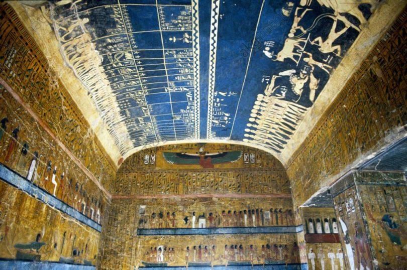 EGIPTO SETI I