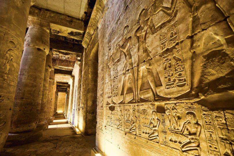 EGIPTO ABIDOS
