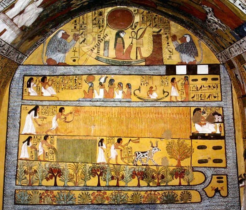 EGIPTO SENNEDJEM