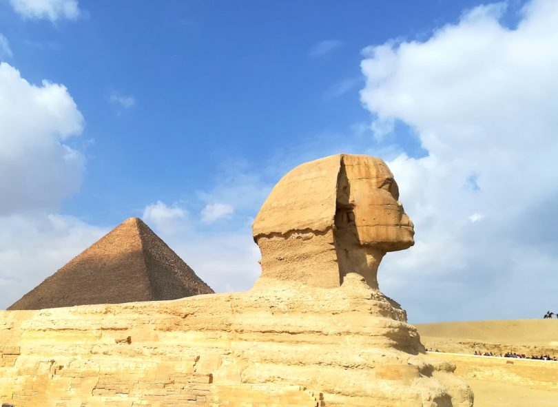 EGIPTO ESFINGE