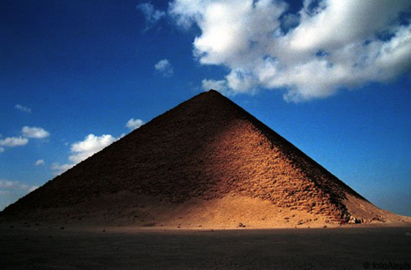 EGIPTO PIRAMIDE ROJA