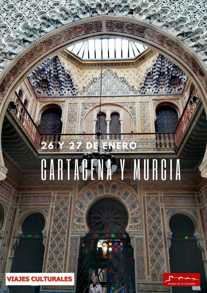 Cartel Cartagena Murciaj