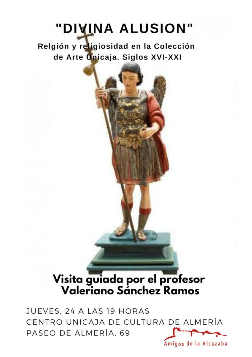 Cartel Divina Alusión