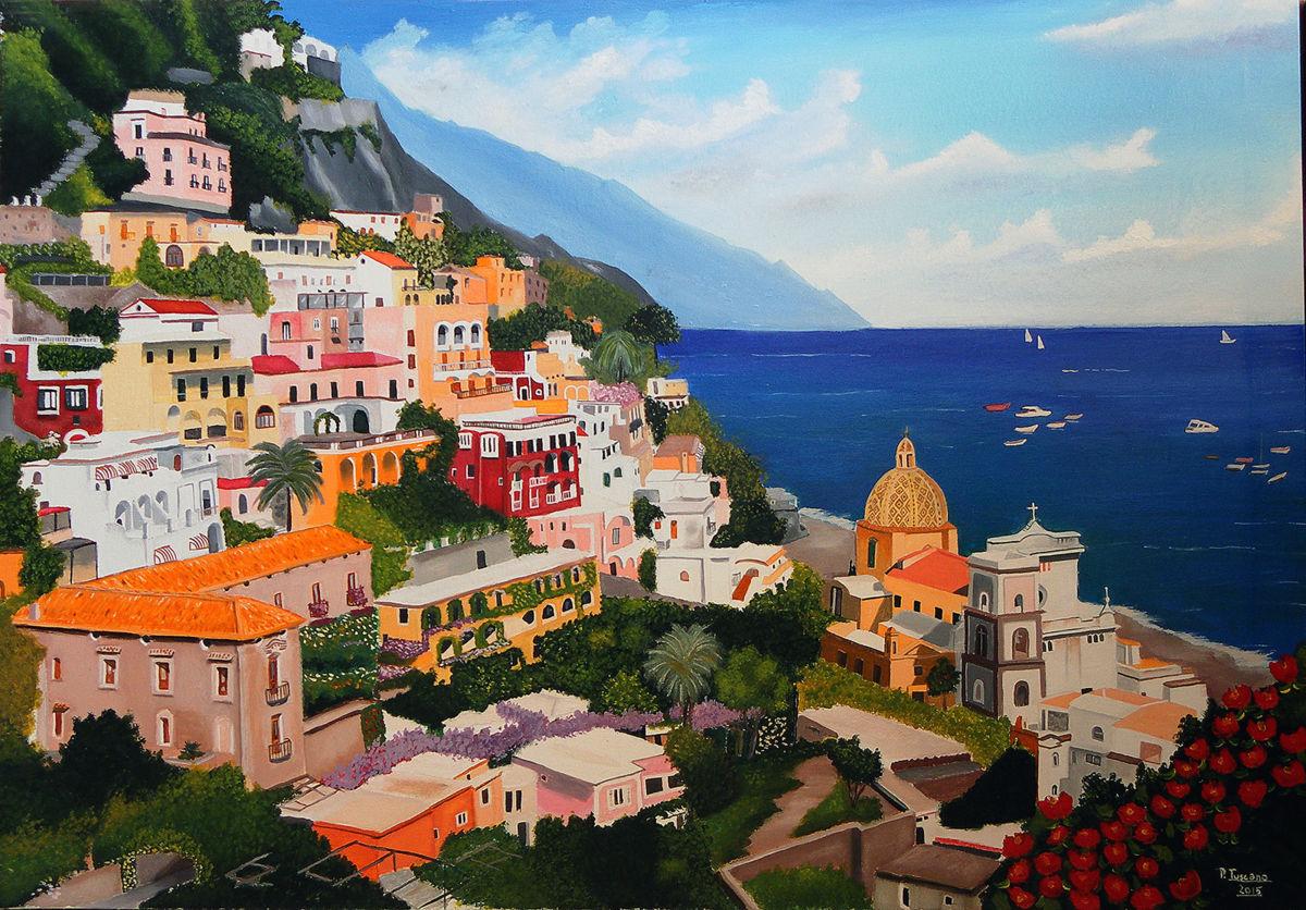 Pintura de Pietro Toscano