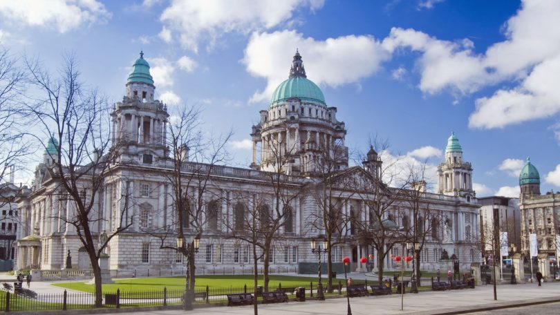 IRLANDA BELFAST CITY HALL