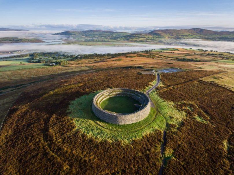 IRLANDA Grianan of Aileach