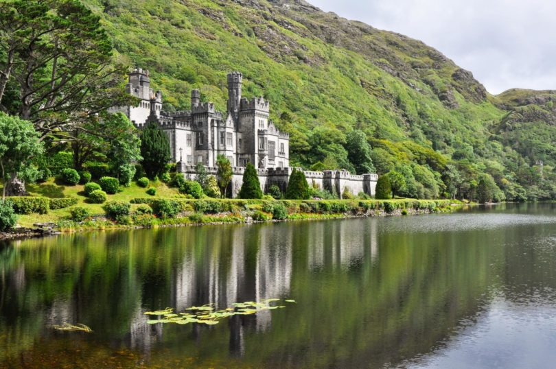 IRLANDA Parque Nacional de Connemara