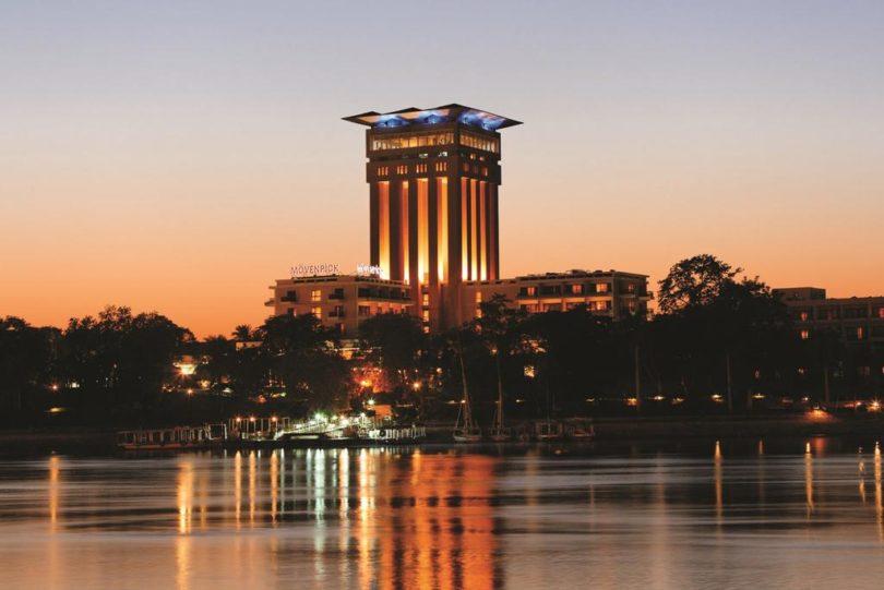 EGIPTO hotel Mövenpick Resort