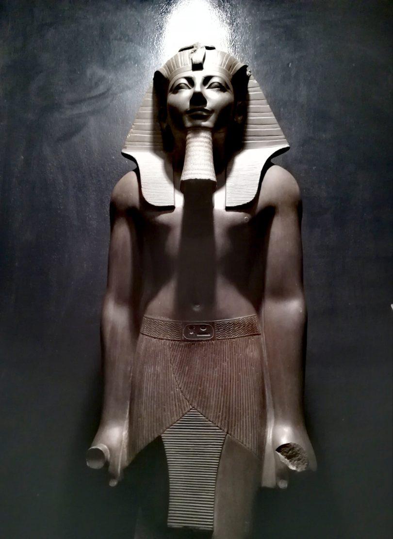 EGIPTO MUSEO DE LUXOR